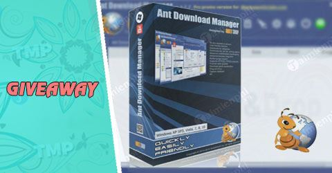 giveaway ban quyen mien phi ant download manager pro phan mem ho tro download nhanh tu 3 5 2018