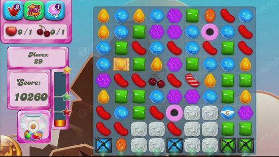 Tải Candy Crush Saga cho điện thoại Android, iPhone ở đâu?