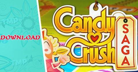 tai candy crush saga cho dien thoai android iphone o dau