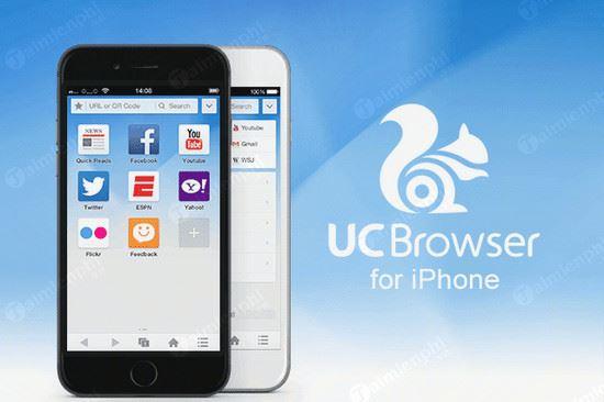Tải UC Browser cho điện thoại Android, iPhone ở đâu?