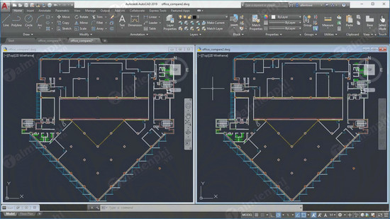 Hướng dẫn tải Autodesk AutoCAD v2019.0.1 ISO, bản x86/x64