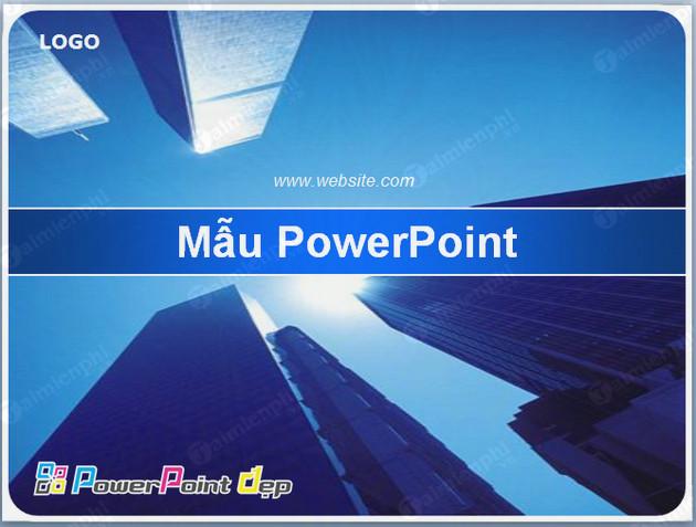 Tải những mẫu PowerPoint, mẫu Slide đẹp 7