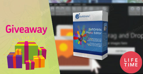 giveaway ban quyen mien phi softorbits photo editor pro