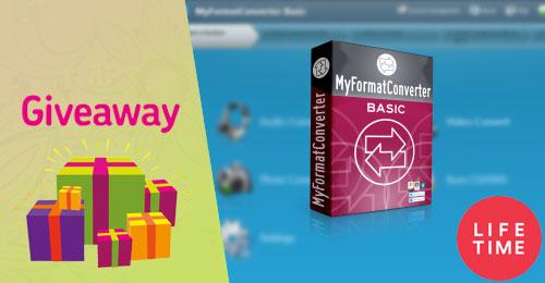 giveaway ban quyen mien phi myformatconverter basic