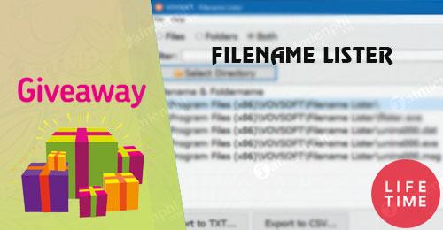 giveaway ban quyen mien phi filename lister