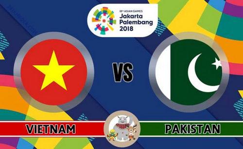 link sopcast u23 viet nam vs u23 pakistan