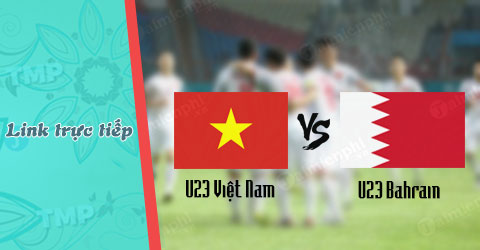 How to watch Vietnam U23 vs U23 bahrain on a computer vtc3