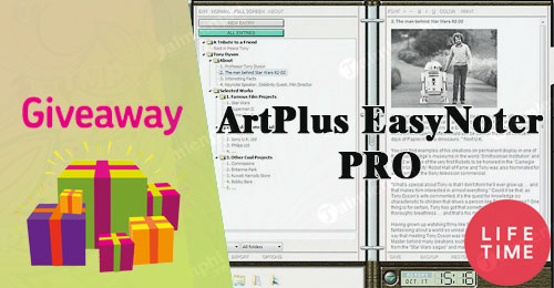 giveaway ban quyen mien phi artplus easynoter pro