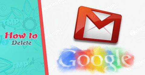 cach xoa tai khoan gmail tren dien thoai android