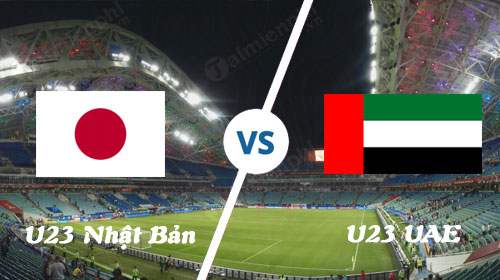 link to see the continuation u23 and u23 uae