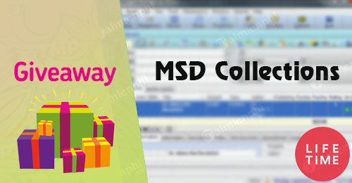giveaway ban quyen mien phi msd collections
