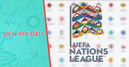 Uefa Nations League competition schedule