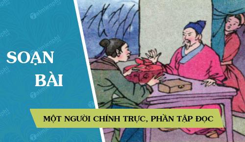 soan bai mot nguoi chinh truc phan tap doc