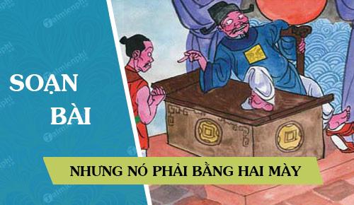 soan bai nhung no phai bang hai may