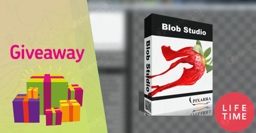 giveaway ban quyen mien phi twistedbrush blob studio