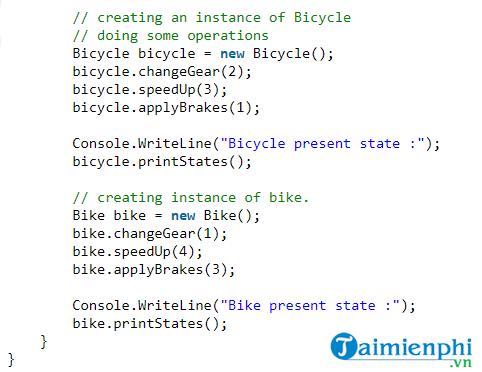 Interface trong C# là gì?
