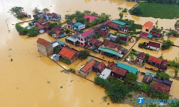Nằm mơ thấy nước lũ lụt đánh con gì? là điềm báo gì? 2