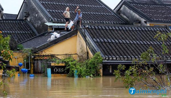 Nằm mơ thấy nước lũ lụt đánh con gì? là điềm báo gì? 1