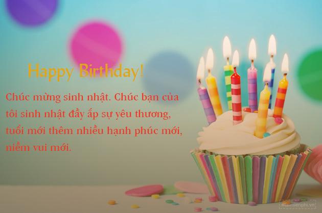 Tổng hợp lời chúc sinh nhật hay, ý nghĩa 2020 6