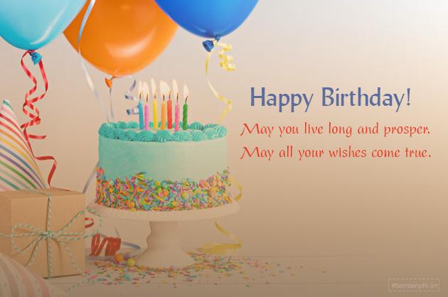Tổng hợp lời chúc sinh nhật hay, ý nghĩa 2020 8