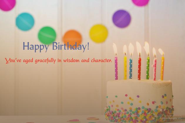Tổng hợp lời chúc sinh nhật hay, ý nghĩa 2020 9