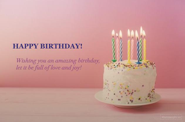 Lời chúc sinh nhật ngắn gọn mà hay 5