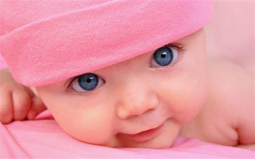 Hình em bé cute dễ thương, ảnh baby girl và boy đẹp nhất