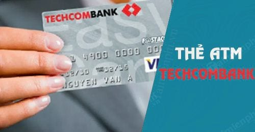 the atm techcombank rut duoc o nhung ngan hang nao