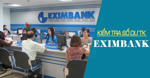 cach kiem tra so du tai khoan eximbank