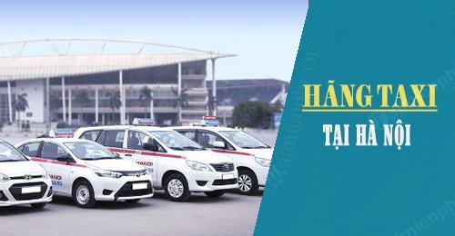 Danh sách các hãng Taxi tại Hà Nội chất lượng nhất