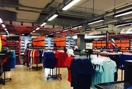 Địa chỉ cửa hàng Nike chính hãng tại Hà Nội 5
