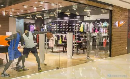 Địa chỉ cửa hàng Nike chính hãng tại Hà Nội 7