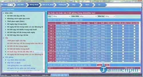 Danh sách phần mềm quản lý học sinh tốt nhất 4
