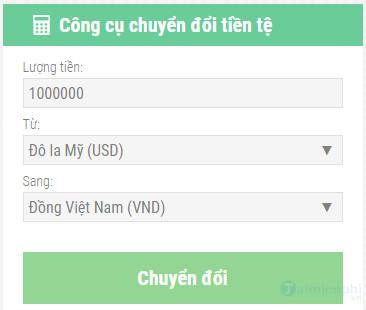 1 triệu USD bằng bao nhiêu tiền Việt Nam? 2