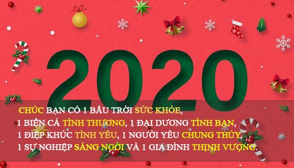 Những thiệp chúc tết đẹp 2020 13