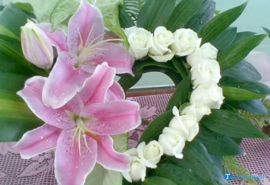 Bài thuyết trình cắm hoa chủ đề mẹ 4