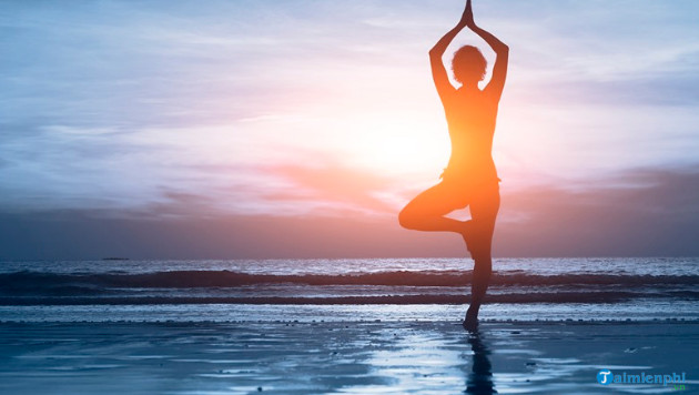 Hình ảnh Yoga đẹp, ý nghĩa