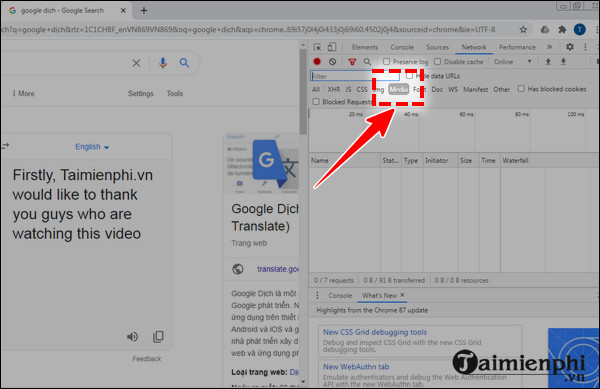 cach tao file am thanh giong chi google de lam video 5
