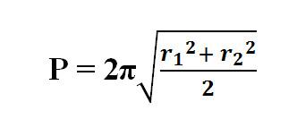 Cách tính diện tích hình Elip chi tiết 4