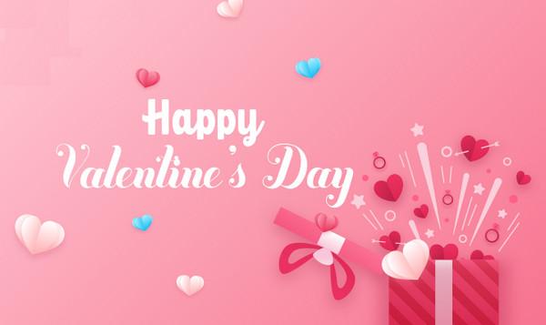 Anh dep ngay valentine