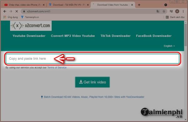 Cach tai video tren Youtube ve may tinh bang Chrome