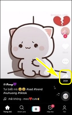 Download video tren TikTok