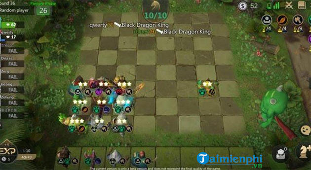 Cách farm vàng và kết hợp quân Auto Chess Mobile tốt nhất