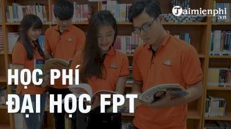 hoc phi dai hoc fpt 2016 2017 he dai hoc va cao dang