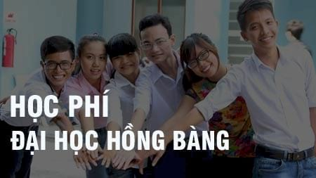 hoc phi dai hoc hong bang 2016 2017