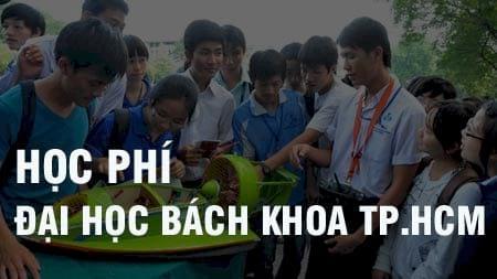 hoc phi truong dai hoc bach khoa tp hcm 2016 2017 la bao nhieu tien