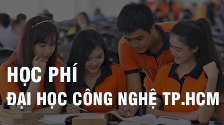 Học phí Trường Đại Học Công Nghệ TP.HCM - HUTECH năm 2020-2021