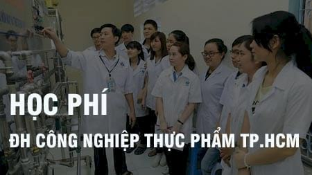hoc phi truong dai hoc cong nghiep thuc pham tp hcm 2016 2016 la bao nhieu