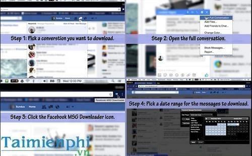 Giới thiệu phần mềm Kaspersky Anti Ransomware Tool, RPCS3, Message/Cha