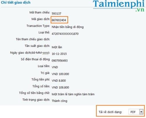 Cách chuyển tiền ngân hàng Sacombank từ điện thoại Samsung, iPhone, Op
